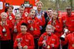 Young Athletes Report - London Mini Marathon - 26th April 2016
