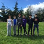 Young Athletes Report 19th April 2016